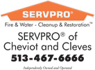 Best Choice Home Inspections endorses SERVPRO of Cheviot and Cleves Residential and Commercial Restoration and Cleaning Services