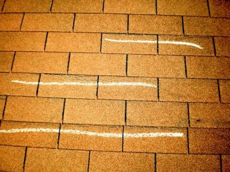 Granule Loss on Shingles | Best Choice Home Inspections